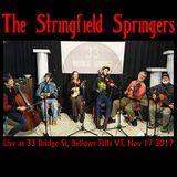 The Stringfield Springers live (Nov 17, 2017)