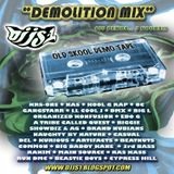 "DJ JS-1 ""Demolition Mix"""
