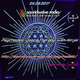 Psychedelic Dance Therapy with Ninjai @ Psychedelic Soundwave ( Soundwave Radio ) 04.06.2017