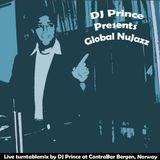 Global NuJazz - Live Vinyl Mix