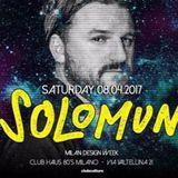 Solomun - Club Haus 80'S - Milano 8 04 2017