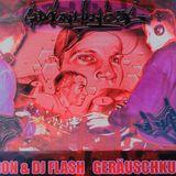 DJ Flesh & DJ Tegon - Geraeuschkulisse - DJ Tegon's Side - 2001
