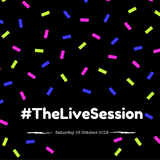 #TheLiveSession: Saturday 29 October 2016