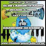 """Insane & Mind + Fast Freddy  """"Live""""  Club Labrynth Radio Oct 31st 2015"""