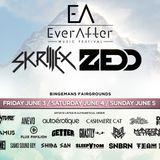 Skrillex and Getter live at Ever After Festival