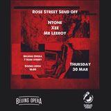 Vol 372 Ntone: Beijing Opera Rose Street Send Off Live Stream Pt 1 30 March 2017