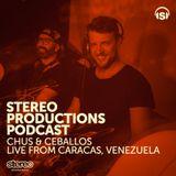 WEEK48 2014 Chus & Ceballos Live from Caracas, Venezuela, Nov'14