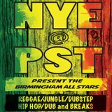 New Years Eve at the PST Club!!! ***Free Download*** Reggae,Dancehall,Jungle,Dubstep!