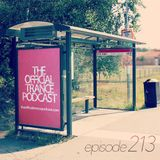 The Official Trance Podcast - Episode 213