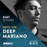 Deep Mariano - Night Sessions on Delta 90.3 FM - 26-Apr-2016