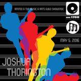 The Music & Arts Guild Showcase, Episode 005 :: Joshua Thorington :: 05 MAY 2017
