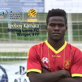 Teeboy Kamara of the PS4 NPL 'Ones to Watch' series