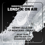 Nike x Radar Radio w/ Kenny Allstar, P Montana & Hemah - 24th March 2017