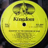 'Scientist in the Kingdom of Dub' [Vinyl] 1981