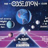 DJ Slipmatt Obsession club mix 11th December 1992