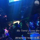 My Trend 1st  J-Core Mix by saw#freak