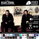 Electrik Playground 29/10/16 inc M-22 Guest Session