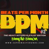 BPM Vol 02 (The Heavy Hitters Playlist Edition) CD1