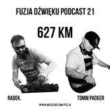 Fuzja Dźwięku podcast 21 (part 2 @ Houseradio) - 627km