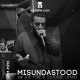25/07/2019 - Misunderstood w/ Joe Fire & Dutchie Limao - Mode FM