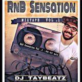 DJ TAYBEATZ - RNB SENSATION