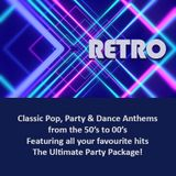 Retro Presents: Step Back In Time.... the hits of 50's & 60's back to back