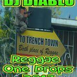 DJ Diablo Reggae One Drops 2017