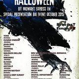 Onur Polat  - Pandorum Hallowen Marathon by Midnight Express Fm Guest Mix ® October  2015