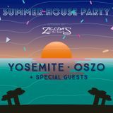 Zelda's Summer House Party Closing Set