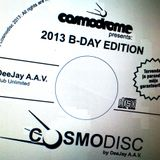 DeeJayAAV presents Cosmodrome mix-cd part1