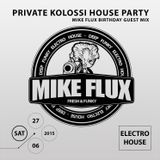 Private Kolossi House Party 2015