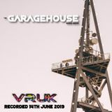 THE GARAGE HOUSE RADIO SHOW - DJ FAUCH - Recorded on Vision UK - 14th June