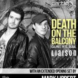 Mark Lippert - Opening set for Death on the Balcony - 2-12-13