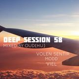 Deep Session 58 - Mixed By OUD (HU) (2019.11.30)