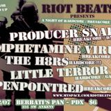 theH8RS - live set from RIOT BEATS - PDX - 02-02-2007