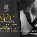 FSS Promo pres. DJ MRcSp`(Known4Soul Radio Show Pod 1 - 21stApr2015) housebeat.eu