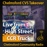Off the Beaten Track CVS Takeover @Lee_CCR - Lee Shuttlewood - 03/06/14 - Chelmsford Community Radio