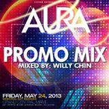 BLACK CHINEY - AURA VI PROMO CD MAY 2K13