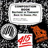 The Brothers in Tonearms Back to School Mix