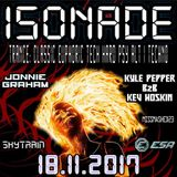 Jonnie Graham - Live from ISONADE Renegade Plymouth (Sat Nov 18 2017)