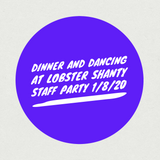 Dinner and Dancing at Lobster Shanty Staff Party 1-8-20 - A DJ Mike Walter Mix