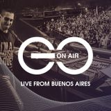 Giuseppe Ottaviani presents GO On Air - LIVE from Buenos Aires