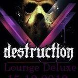 Nelson Katzer - Destruction Night vol.2 @ Lounge Deluxe Mettmann 15.12.2012
