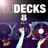 HOT 91'9FM'S DJ DECKS 8