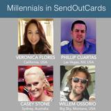 Millennials in SendOutCards - 10 Oct 2016