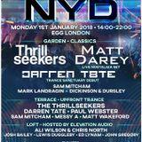 The Thrillseekers Classics Set Live @ Trance Sanctuary NYD @ Egg, London 01-01-2018