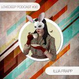 RITHMABEATZ LoveDeep Podcast #30 mix by Ilija Frapp