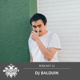 KOMPAKT PODCAST #22 - Dj Balduin