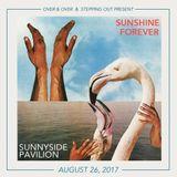 OVER & OVER Sunshine Forever AUGUST 26 2017