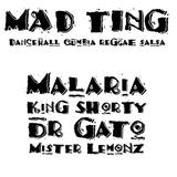 SweatCast #36 - Malaria @ Mad Ting - Labo Club 2/4/15